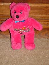 """2007 Symbolz Pink Nashville bear 8"""""""