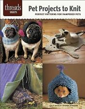 Pet Projects to Knit: Perfect Patterns for Pampered Pets by Joanna Osborne,...