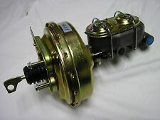 "ZINC 9"" 1967 68 69 70 Mustang Fairlane Brake Booster w/ Master Cylinder DISPLAY"