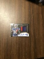 Marquise Goodwin 2013 UD Black 3 Color On Card Auto. RC. # 114/299 Buff. Bills