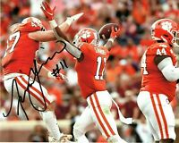 Isaiah Simmons Autographed Signed 8x10 Photo ( Clemson Tigers ) REPRINT