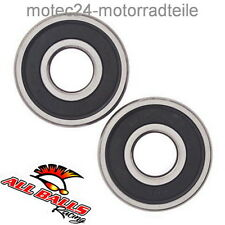 RADLAGER SET VORNE  HARLEY DAVIDSON   1450 Road King   00 - 06   Wheel Bearing