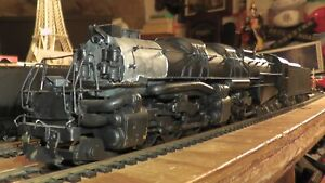 HO Brass C&O 2-6-6-6 Allegheny Winton Or Handbuilt ? Virginian Chesapeake & Ohio