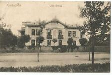 Ciechocineck bei Thorn, Ciechocinek, Toruń, Willa Ormuz, alte Ak von 1915