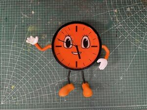 Miss Minutes Clock Replica Prop by Odin Makes on YouTube (from Loki on Disney+)