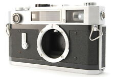 * Exc+++++, Read! * Canon Model 7S Rangefinder 35mm Film Camera Body From JAPAN