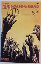 The Walking Dead #163 Regular Cover Signed By Series Artist Charlie Adlard COA