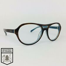 GANT eyeglasses MOTTLED BROWN ROUND glasses frame MOD: GS SAWAYER BRNBL-1P