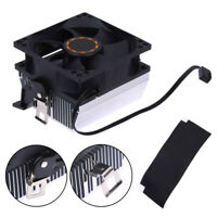 Silent CPU Cooling Fan Heatsink Radiator Cooler for AMD754 939 940 AMD Athl