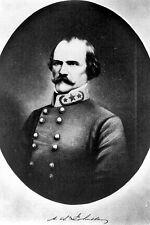 New 5x7 Civil War Photo: CSA Confederate General Albert Sidney Johnston