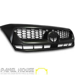 Grill Replacement Grey Fits Toyota Hilux Ute 2008-2011 SR WorkMate