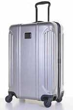$515 Tumi Vapor Lite Hardside Short Trip Packing Case Silver 028664SLV 26""