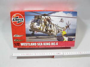 Airfix 04056 Westland Sea King HC.4 Helicopter 1:72  sealed in Box mb11305