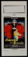 Plakat Ferguson Gegen Dracula Die Vampir Paolo Dorf Fantozzi N21