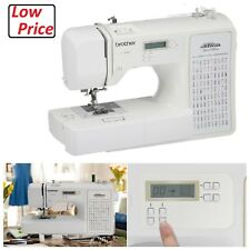 Brother Computerized Sewing Machine 100-Stitch Runway Electric Embroidery