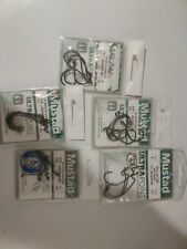 Fishing Hooks Lot 5 Packs Mustad 3 Packs Octopus Hooks 1 Pack Soft Plastics...