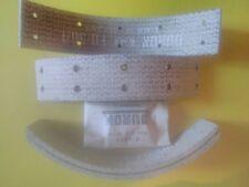 Jeu de 4 garnitures de freins AR pour SIMCA 1300 et 1500 de 1964 à 1967