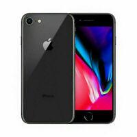 Apple iPhone 8 64Go Gris A1905 GSM SIM Smartphone Unlocked 1Yr Warranty