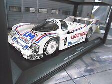 Porsche 962 956 II DRM Kremer Norisring 9 WINKELHOCK Liqui Moly MINICHAMPS 1:18