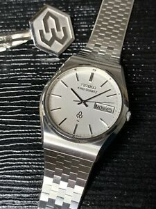 Seiko King Quartz 5856 | Vintage November 1978 JDM Superb