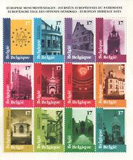 """Blaadje """"europese monumentendagen"""" (204Bfr)"""
