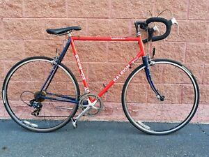 Vintage Raleigh Team USA Road Bicycle
