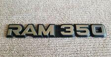 1994-1997 Dodge Ram Full Size Van 350 Fender Emblem Badge Logo OEM