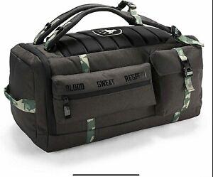 Under armour UA x Project Rock Freedom Regiment Duffel bag backpack