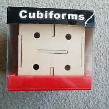 Cubiforms Wooden Puzzle stacked puzzle stacked cubes mound game fun . New