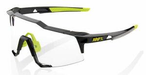 100% SPEEDCRAFT Sunglasses -NEW- Premium Shield Lens + Warranty + Hard Case
