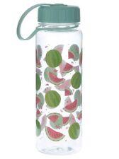 Trinkflasche Wassermelone Wasserflasche Melone Flasche Fahrradflasche 500 ml