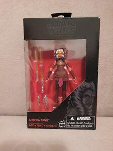 "Star Wars Black Series AHSOKA TANO 3.75"" Action Figure Box"