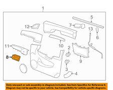 GM OEM-Interior Door Handle Right 96817066