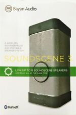 Bayan Audio soundscene 3 Étanche Haut-parleur portable Bluetooth