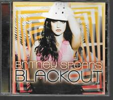 CD ALBUM 12 TITRES--BRITNEY SPEARS--BLACKOUT--2007