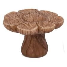 Vivid Miniature World MW03-001 Resin Wooden Flower Table Ornament by Vivid Arts