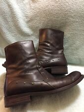 Mark Nason Dragon Mens Boot Made In Italy Size 10 Brown 67403