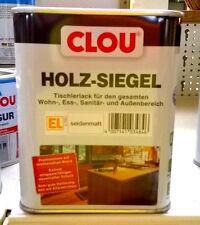 CLOU El Holz-siegel seidenmatt 0 75 L