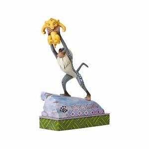 Disney Traditions 4055415 Rafiki And Baby Simba New & Boxed