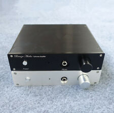 BZ2204E All Aluminum Headphone Amplifier Chassis DIY Amp Case HiFi MiniBox New