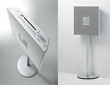 Yamaha Restio ISX-803D CD Bluetooth DAB+Retro HiFi USB Ipod Iphone System White