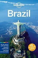 Lonely Planet Brazil (Travel Guide)-ExLibrary
