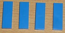Lego Star Wars 4 Fliesen 1 x 3 in blau