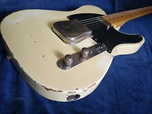 Fender Squier Telecaster 2008 - Upgrade -  Modified - Relic'd - 50s