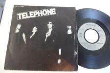 TELEPHONE 45T ARGENT TROP CHER/ AU COEUR DE LA NUIT. TIRAGE LIMITE JB PAT 600244