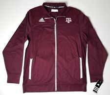 Adidas Texas A&M Climalight Utility Jacket Team Issue Size Large