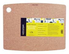 Epicurean 14.5 in. L x 11.25 in. W Natural Natural Wood Fiber Cutting Board