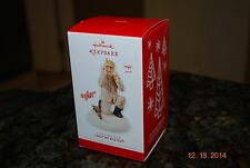 2013 Hallmark I Shot My Eye Out Ralphie A Xmas Story Magic Keepsake Ornament NIB