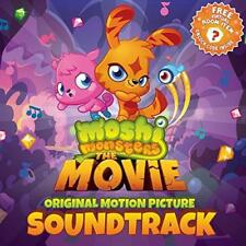 Moshi Monsters - The Movie (Original Motion Picture Soundtrack) (NEW CD)