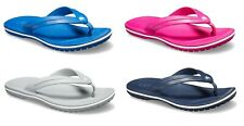 Crocs Kids Crocband Croslite Boys Girls Slip On Flip Flops Toe Post Sandals